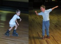 Fall 2004 Family Skate Night